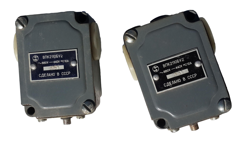 Концевой выключатель ВПК2110