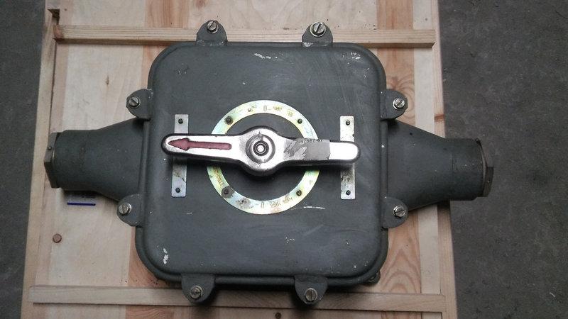 Пакетный переключатель ГППВ 250 А